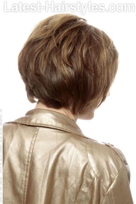 hair with shag back view back view of shaggy bob haircut newhairstylesformen2014 com