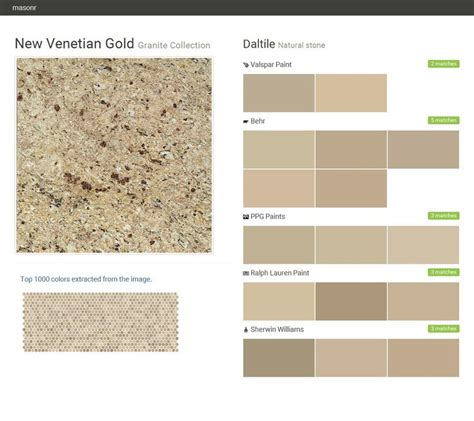 matching behr paint colors to valspar 17 best ideas about venetian gold granite on