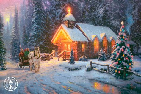 Penny Rugs Free Patterns by Thomas Kinkade Christmas Wallpapers Wallpaper Cave