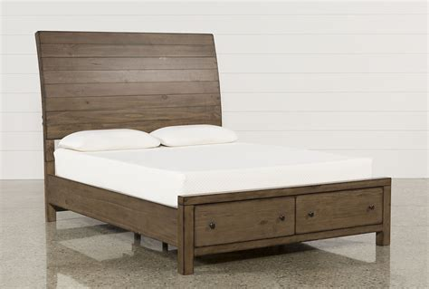 california king storage bed frame california king storage bed living spaces