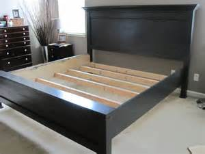 how to build a california king bed frame bed frame plans california king image mag