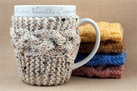 knitted mug hugs free pattern 251 best images about knit crochet mug hugs on