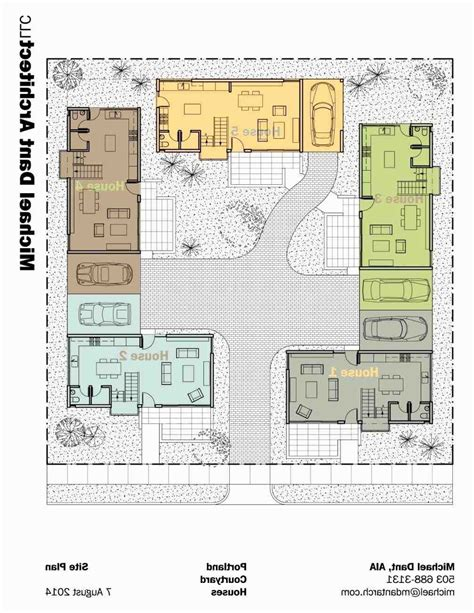 floor plans with courtyard hacienda house plans center courtyard