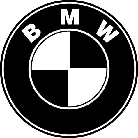Black And White Bmw Emblem by 17 Bmw Logo Vector Black White Images Bmw Logo Black