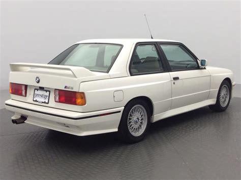 Prestige Bmw Nj by Unique 1991 Bmw 3 Series M3 Up For Sale