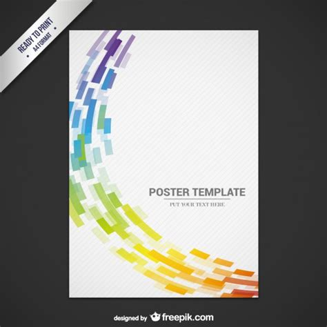 flyer template free abstract flyer template free vector graphics