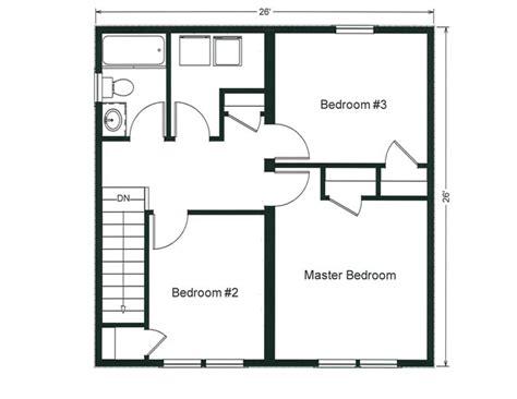 2nd floor plan design 3 bedroom floor plans monmouth county county new