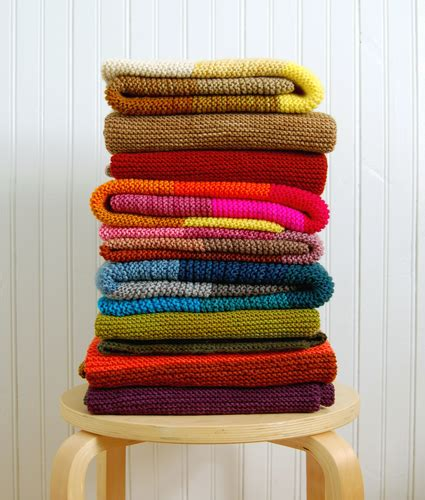 easy knit blanket new purl soho kit the easy baby blanket purl soho