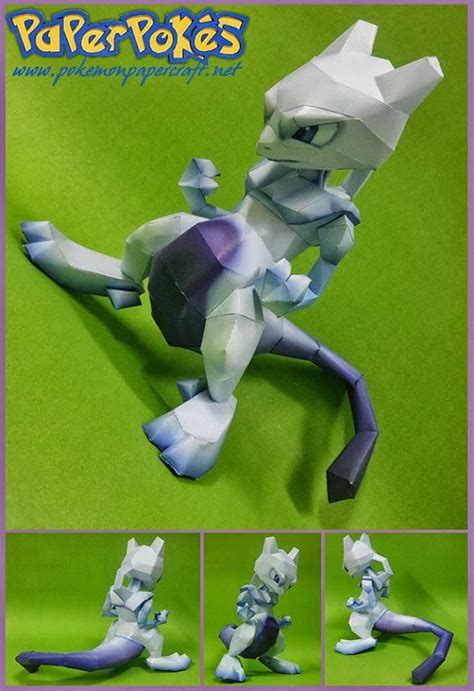 origami mewtwo 171 best images about бумажные игрушки on