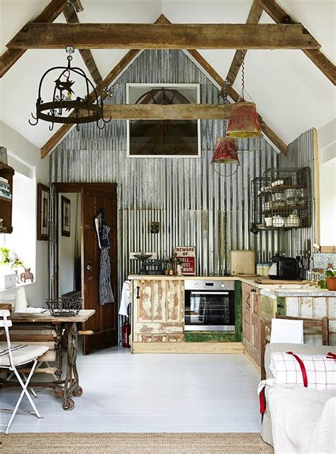 modern country homes interiors country living modern rustic issue four on sale now