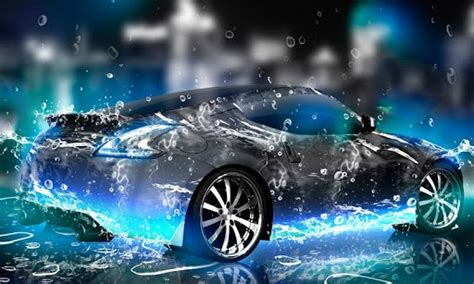 3d Hd Car Wallpapers 1080p 1920x1080 Water Wallpaper by Cool 3d Car Wallpaper Wallpapersafari