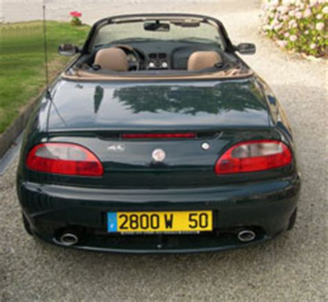 mg f 1996 2002 guide occasion