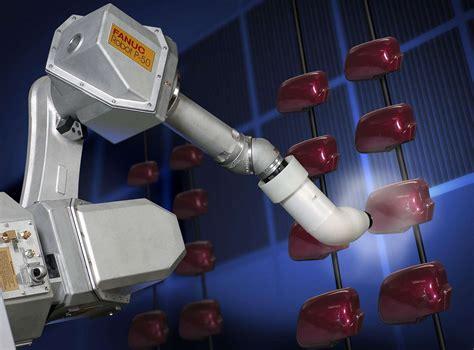 spray painting robot spray painting robots