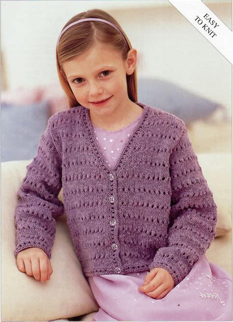 free childrens cardigan knitting patterns easy toddler knitting patterns crochet and knit