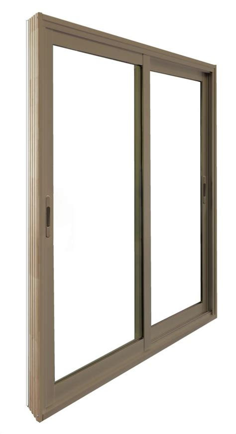 5 ft patio door stanley doors sliding patio door 5 ft 60 in x