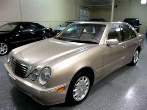 2000 Mercedes E320 4matic by 2000 Mercedes E320 4matic 4dr Sedan 1995 Sold