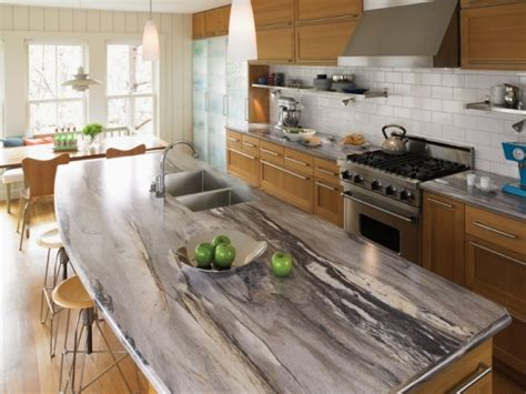 kitchen countertops design 30 unique kitchen countertops of different materials