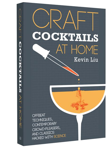 cocktail at home molecular mixology books what to buy