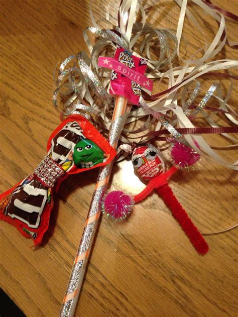cheerleading crafts for cheer bow spirit stick and pop doll cheer