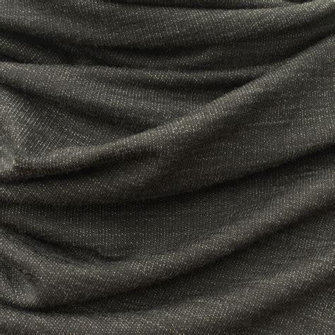 organic knit fabric organic sweater knit fabric wool cotton blackmarl gots