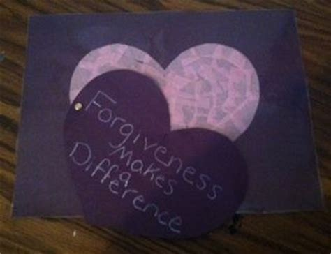forgiveness crafts for best 25 forgiveness craft ideas on