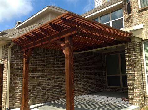 attaching pergola to roof attach pergola to house roof home design ideas