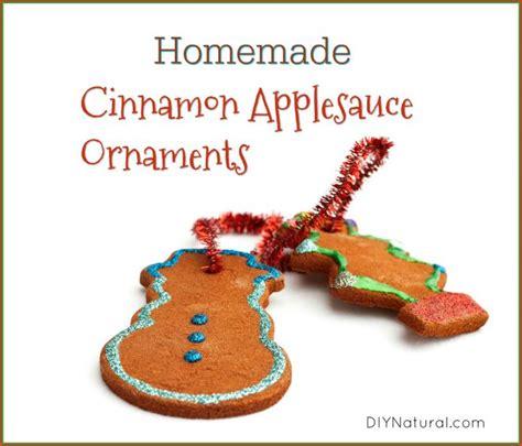 cinnamon ornament recipe ornaments a cinnamon applesauce ornaments recipe
