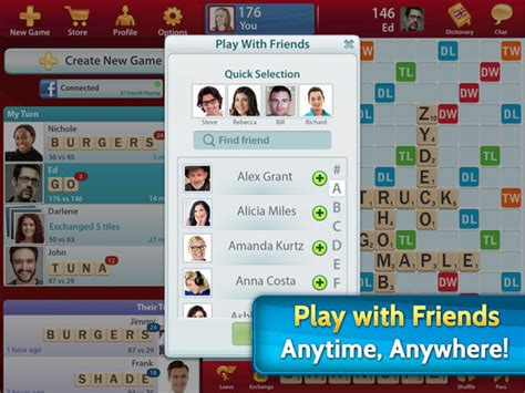 play scrabble with friends app shopper scrabble premium for