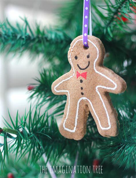 gingerbread ornaments recipe gingerbread clay recipe for ornaments the imagination tree