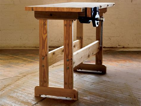 build woodworking workbench how to build a workbench simple diy woodworking project