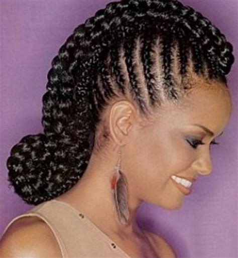 pictures cornrow hairstyles cornrow braids hairstyles for black women
