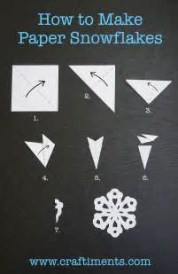 how to make a origami snowflake 25 unique paper snowflakes ideas on 3d paper