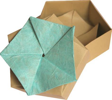 origami constructions origami constructions heptagonal origami box folding