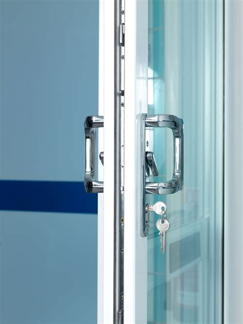 patio sliding door lock sliding patio door security bar advice for your home