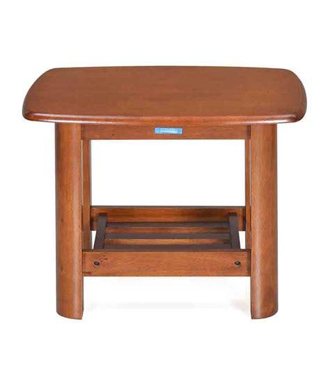 rockford woodworking nilkamal rockford solid wood corner table buy nilkamal