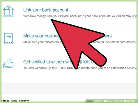 how to make bank card how to make a paypal account without a credit card home