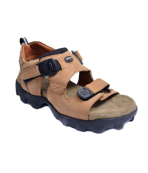 sandals with woodland brown sandals price in india buy woodland brown