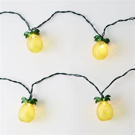 pineapple string lights the world s catalog of ideas