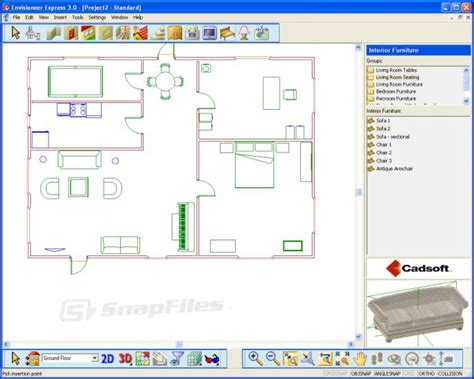 home design drafting software