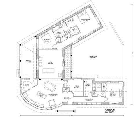 free straw bale house plans quot bale courtyard 2100 quot straw bale plans strawbale