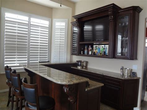 built in bar cabinets for home built in home bar cabinets in las vegas