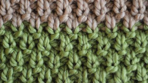 moss stitch in knitting how to knit the moss knit stitch pattern studio knit