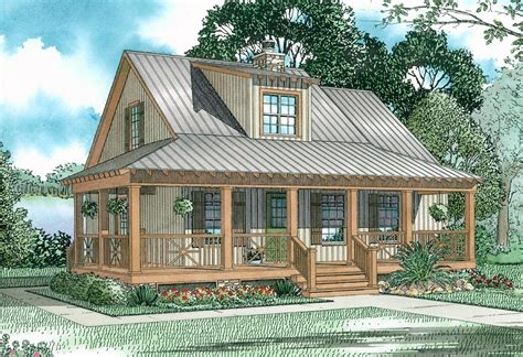 house plans with covered porches covered porch cottage 59153nd architectural designs house plans