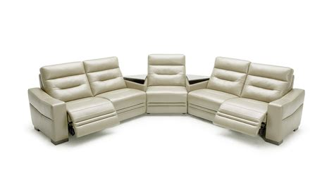 sectional sofa with recliners modern grey leather sectional sofa with recliners