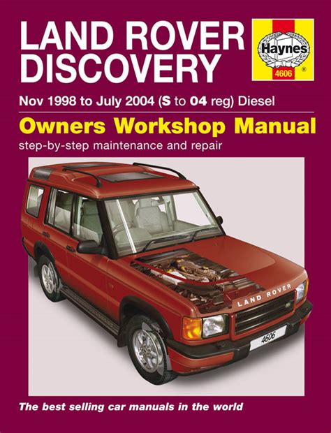 what is the best auto repair manual 1998 dodge ram van 1500 user handbook haynes manual land rover discovery diesel nov 1998 jul 2004