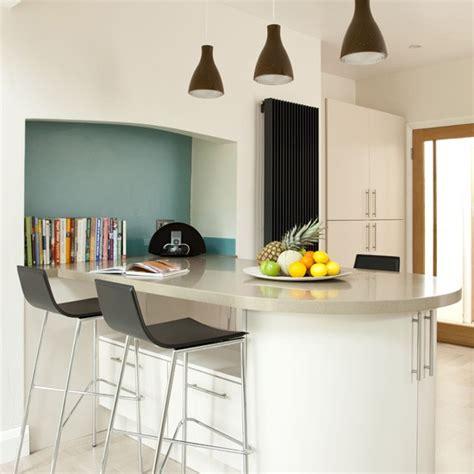 kitchen design with breakfast bar modern kitchen breakfast bar modern kitchens