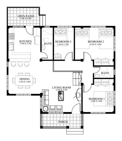 house plan designer small house designs series shd 2014006v2 eplans