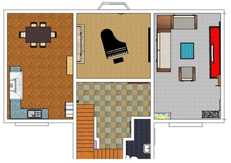 floor plan with sketchup draw house plans sketchup
