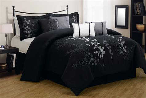 black comforter sets black comforter set 28 images 9 empress 100 cotton