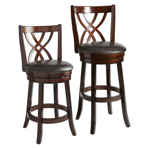 bar stool swivel chairs 15 best swivel bar stools for your kitchen ward log homes
